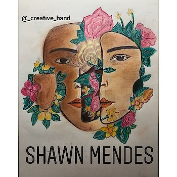 #shawnmendes @roposocontests @roposotalks @roposobusiness  #creative #art #sketch #creativity #colours #colourful