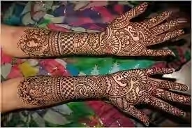 This season make u Happy with  #designer #mehandi #beauty & makeup