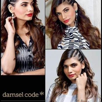 We love the way Megha Bajaj adorned our trendy Earrings !! #Repost @meghabajaj with @repostapp ・・・ @damselcode has me obsessing over their gorgeous pieces! Take a look at their collection yet?  #earrings #cuteearrings #stylishearrings #pinkearrings #tasselearrings #danglers #longearrings #bling #designerjewelry #designerearrings #shoppingindia #onlineshopping #shopindia #indianstyleblogger #codindia #fashionista #fashionblogger #instashopindia #chennaifashion #bangalorefashion #delhifashion #ahmedabadfashion #mumbaifashion #punefashion #hyderabadfashion #bollywoodfashion #celebrityfashion #celebritystyle