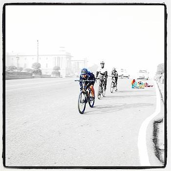 It never gets easier, you just get faster. . . . . #BicycleRiders #CyclingGroupDelhi #Speed #MorningCycleRide #RajPathRiders #IMNikon #CycleForSurvival #PhotoOfTheDay #PhotographersOfDelhi #clickphactory #clickphactorybyhitesh