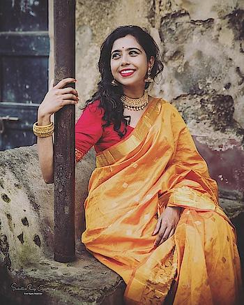 #ethnicfashion #saree
