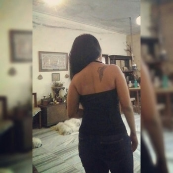 tattoo#backless#backtattoo#girlwithtattoo#inked