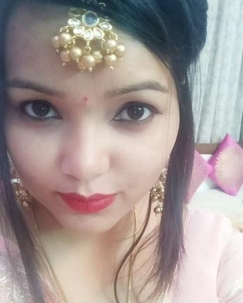#diwali #traditional #earrings #maangtikka #sareelover #self-love #selfiecontest