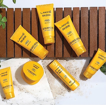 Done with the sun? Explore the Lakmé Sun Expert range and say goodbye to sun damage. We have everything you need to step out in this summer heat. #Lakme #LakmeIndia #SunExpert #Sunscreen #SPF #SunProtection #Skincare