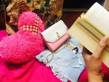 #slingbag #fashion #prettypink #pink #nailpaint #naillove #nailaddict #nudenails #summer #summercolors #summer-style #accesories #wetnwild #archies #shorts #blue #denimshorts #rippedshorts  #rippeddenim #hearts #fashion #fashionblogger #blogging  #blog #trend #trend-alert  #vogue #trendycollection #fashiontips #trendsetter #styletips #style #styleblogger