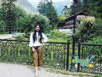 On our way to #Kasol, also known as Mini Israel of India. Located in Himachal Pradesh on the banks of the River Parvati. This small village with lush green surroundings is bestowed with all nature's blessings. With apple trees all around, if you are looking for a place to relax in the lap of nature, this place is a must visit.  . Since Kasol has a pleasant climate all the year around visit it to have some quality time, free from the hustle & bustle of the city life. . #kasol #manali #himachaldiaries #kasoldiaries #trell #trellcommunity #travelbug #travelblogger #blogger #travelinstyle #travelindia #valley #village #miniisrael #miniisraelofindia #himachal #travel #instatravel #indiatourism #fashionblogger #instablogger #fbblogger #follow4follow #followforfollow #travelbug #roposo #travelinstyle #travelbug
