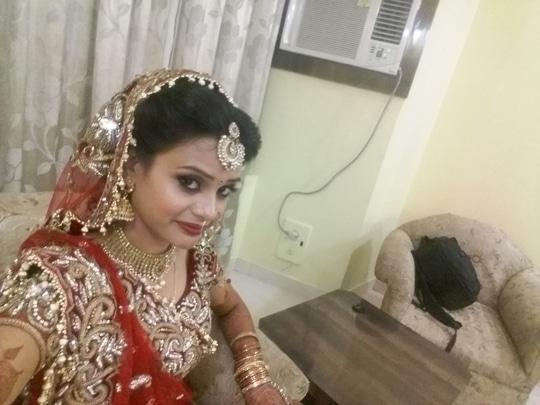 My Wedding look😊😎 #wedding
