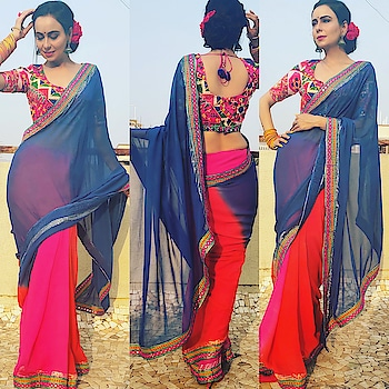 Nothing makes a girl more beautiful like a SAREE does makes her look Sexy Yet Graceful !! ♥️ Muha @makeover_hairstyle_chhaya  #sareelover #sareewomen #sareenavel #sareeindia #sareeblouse #sareeblouseinspiration #sareelove❤️ #sareeswag #sareesoverseas #weddingsaree #sareesaga #sexy #sexyinsaree #graceful #gracefulinsaree #womenempowerment #womenbeauty #womeninsaree #indianwear #indianculture #indiantheme #indianmemes #indianethnic #indianbloggers #ethnic blogger #loveforsaree  #loveforindia wear #sexywomen #sassy women #classy