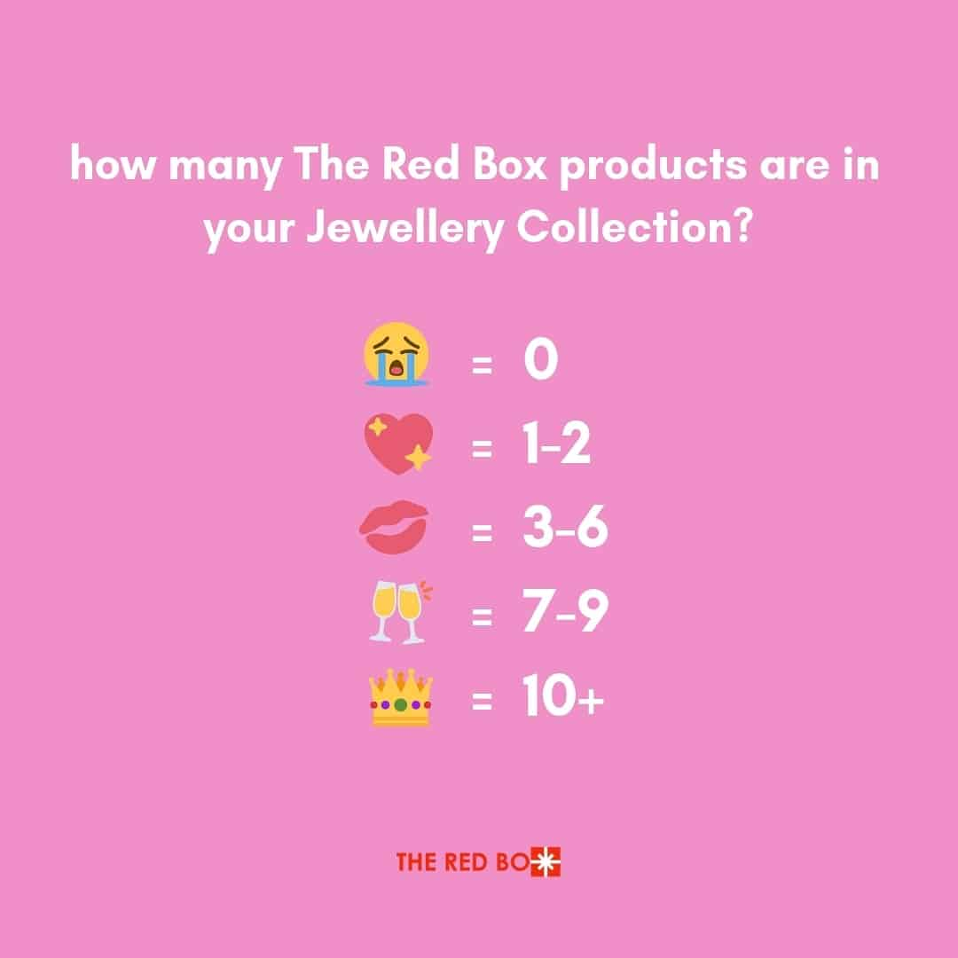 Which #emoji Are You! 🤩 . . . . . #theredbox #crazysexycool #spiceitup #emojis #cheers #collection #earrings #accessories #necklaces #chokers #badges #quirkybags #ring #shopping #saturdayshopping #saturday #theweekend #stylealert #jewellery #jewellerycollection #products #quirkycollection #trendalert #trendy #india #celebstyle #fashionjewellery #stylestatement #comment