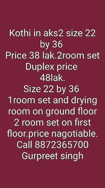 1bhk.2bhk.3bhk flats zirakpur.mohali. Call 8872365700.Gurpreet