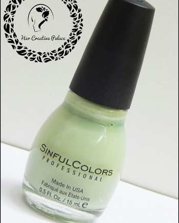 Looking for an apt nail polish for this summer? Check outSinful Colors 'Song of Summer'. Read the detailed review on my blog here:http://www.hercreativepalace.com/2017/06/sinful-colors-song-of-summer-review-notd.html (link in bio) #hercreativepalace #sinfulcolors #nails #nailpolish #summernails #nailcolorforsummers #summers #review #newblogpost #swatch #notd #songofsummer #kanikasharma #blogger #beauty #beautyblogger #hcpkanika