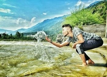 #manali #trip #moments #hangout #outing #kasol #hotel #rafting #delhi #fun #creative #artist #photographer #retoucher #addme #like #follow #followforfollow #shoutout #delhigram #spexy #girl #handsome #model #advertising #ads #water #love #travel