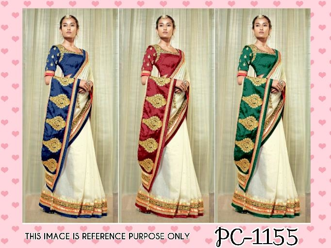 designer sarees...dress. ...in affordable rates ..for price Whatsapp me on 8425888213