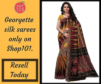 Download: http://bit.ly/2D12b3g  #saree #saree-georgette #designer-saree #wedding-saree #silksaree #silksareeindia #silk_saree #shop101 #fashion #thebazaar #sellonline #onlinebusiness #business #workfromhome #resellerswelcome #reseller