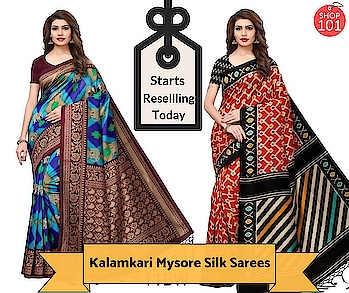 Download: http://bit.ly/2D12b3g  #saree #kalamkarisarees #kalamkarisilksarees #silksaree #wedding-saree #shop101 #reseller #workfromhome #sellonline #onlinebusiness #businessman #businesswoman