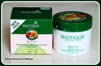 Biotique Biofruit Whitening & De-pigmentation Face Pack is blended with the juices of pineapple, tomato, lemon and papaya fruit to visibly lighten skin for a fairer, flawless look. It also says, with regular use, skin reclaims its soft, smooth, youthful tone and texture. But is it true to its claims? Click the link in bio 👆 to know more about it! #throwbackthursday  #naturalbeautyandmakeup  . . . . . . . . . . . . . . . . .. . . . . . . . .? . . . . . . #oldpost  #facetime  #facial  #facemask  #facepack  #productphotography  #natural   #nochemicals   #glowingskin  #skincareproduct  #authentic  #skincareaddict  #ropososkincare   #indianblogger  #hkigers  #followforfollow  #trendingnow  #review  #crueltyfree  #skincareregime   #skincareroutine  #likesforlikesback  #skincarediary   #skincareproducts  #skincareobsessed  #instaskin  #selfcare   #skincareblogger