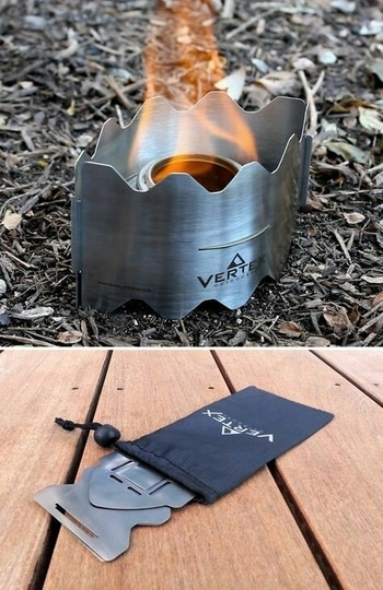VERTEX ULTRALIGHT BACKPACKING STOVE #roposotalenthunt #followmeformoreupdates  #voteforme  #gadgetfreak #gadgets #gadgetupdates #newtechnology  #newthings #newtechnology