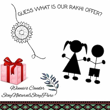 #rakhi IS COMING SOON... . .  If you have seen our earlier post you would know exactly what we are talking about since so many days. . . #usefulgifts  . . We have curated useful products for you to gift your sister or brother #theybuytheyneverregret . . GUESS THE PRODUCTS WE HAVE IN OUR OFFER? . . @winniescandorpurenatural  @staynaturalstaypure @tejasagarwal @dkagliwal @tejaswini_skin_makeupartist . . . #commentbelow  . . #rakhioffer #greatcollection #bhaiya #behena #customisedproducts  #customisedgift  #winniescandorcollection #staytuned #guess #augustsale #onlinedeals #store #qstore #shinewithus #discount  #winniescandor  #bodyreplenishbywinniescandorproducts #skintoneupbytejaswiniagarwal