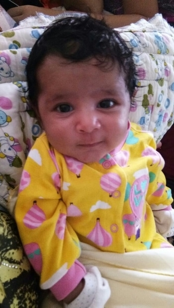 my sweet little angel 😇😘 #babylove #unbelievabl #motherhood #newchapter #lovemylife #happinees #roposolive #roposolove #roposolaugh
