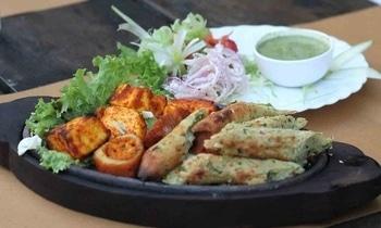 #roposotalenthunt #cooking #vegetarian #tandoori #platter