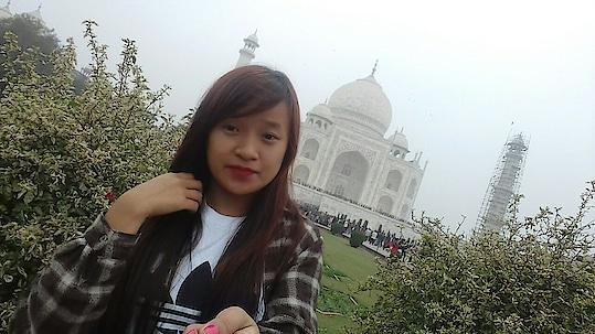 wah taj #tajmahal #agra #agradiaries #fun #travel-diaries #delhi #indian #travel #love #collegelife #tour #girls #beauty #bff #travelinstyle #fashion #roposo #roposo-style #roposogal #roposo-fashiondiaries #nature #marble #white #different-is-beautiful #love tajmahal  #thuglife #swag #desi