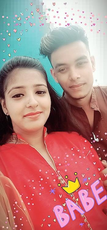 she's meri soniye😍😘 #couplegoals #couple #lov #love #rohitvirajverma