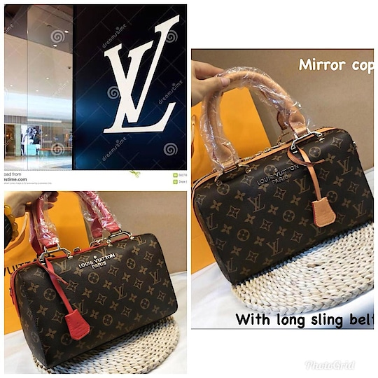 "🎀LOUIS VUITTON   🎀NEW ARRIVAL   🎀HIGHEND QUALITY NEXT TO ORIGINAL   🎀💯AUTHENTIC QUALITY  🎀ACTUAL PHOTO POSTED  🎀MADE IN HIGH GRADE PU LEATHER MATERIAL   🎀SIZE 10/12""   🎀LIMITED STOCK 👍  ✌✌✌✌✌✌✌✌✌✌"