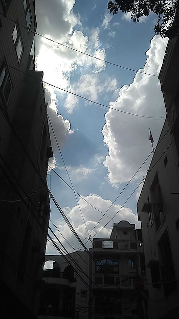 #clouds #photography #sky #buildings