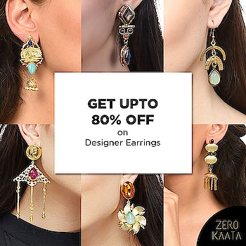 "ZeroKaata Presents, "" RAKHI JEWELLERY SALE 2019"" . Get Upto 80% off across website and also . Get a free beauty kit with every order of Rs 499 and above . . An offer that you cannot miss or resist. . . Hurry Up !! Visit www.zerokaata.com now .  Also for more freshly brewed jewellery content visit www.zerokaatastudio.com . . #chandigarh #delhi #mumbai #Bangalore #pune #gurgaon #ranchi #indore #sale #rakhisale #jewellerysale #zerokaata #rakhigifts #rakhigiftsforsister #giftsforrakhi #rakshabandhan #rakhi2019 #rakhigiftforsister #rakhigiftstosister #rakhigiftsforsisterunder500 #rakshabandhangifts #festivaljewelry #festivaljewellery #festivecollection #festiveseason #festivalfashion #festivevibes #giftsforwomen #giftsforgirls #giftsforyou"