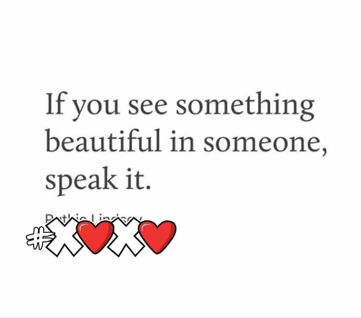 speak it 💕 #afterlongtime #beautifulquotes #kindwords #soulfulquotes #soulfulchannel #featureme #featurethis #roposostar #roposogirl #roposoviral !! #xoxo