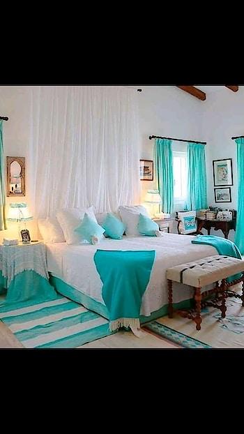 #turquoise #bedroomdecor