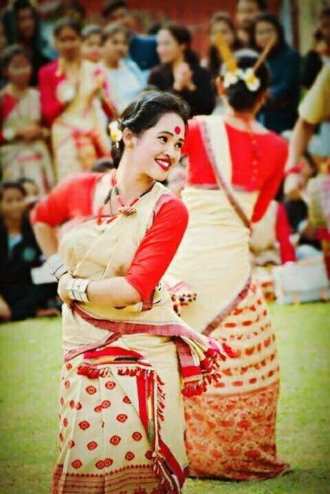 Bihu#Assamese #adventure
