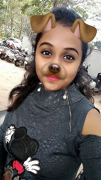 #1stpostof2018  #snapchatfilter  #puppylove