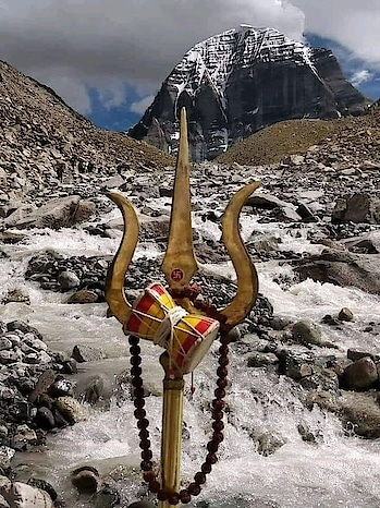 #phonephotography  #trishul  #devotional  #bhakti-tv
