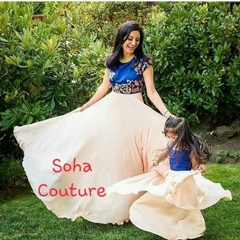 Soha Couture - please WhatsApp or call us on : 9394801098 book us orders now . This page : https://www.facebook.com/Soha-Outfits ☆ for immediate response and price please inbox in our page or WhatsApp us on : 9394801098 or mail us at : sohaoutfits@gmail.com... #ropo-style #longfrocksuits #momdaughtertime #dress #ootdroposo #fashion #fashionbloggerstyle #love-yourself #outfitideas