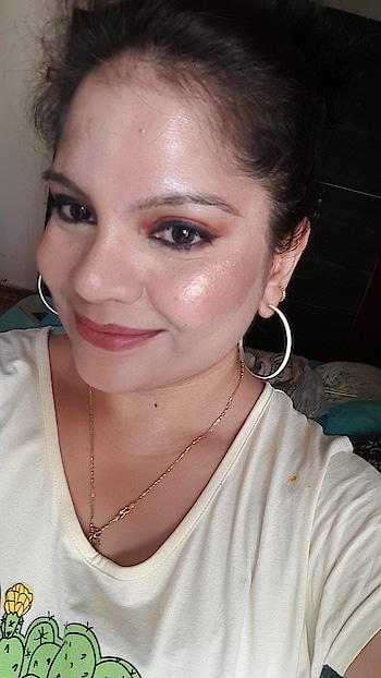 Just. #selfiequeen #makeup #eye-makeup #ropososelfie #glam #obsessed