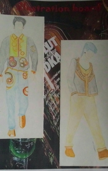 PORTFOLIO 💼 HAUTE COUTURE🔄✂ Fashion illustrator : Shaz or Shal SPring SUmmer : 2015/16 Inspiration Board : Antique Clock🕑 Illustration Board : Men's Wear🗿 Style : Casual evening Street Wear👲 STyle Statement  : STand By ✌   #shazorshal #fashionillustrator #men-fashion #ss15/16trends  #roposome  #street style #roposo #roposocontest #roposotalks # soroposo  #fashionillustrations