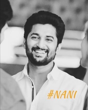 #ActorNani #Handsome Smile😃😍😍