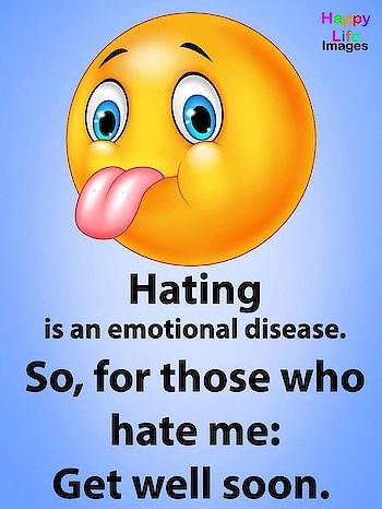 #hate is #emotional #disease #hahatv