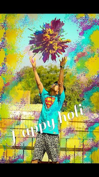 Happy holi #holi #happy-holi-in-adwance #ropo-holi #hiphopdance #choreography #photography #roposo-photoshoot #freestyledance #gopro #beats #ropo-beauty