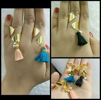 Whatsapp 9967358510 280+$ each Stunning stock of finger rings  All are imported pieces  Some Are adjustable  Some are standard size  16-17-18 Minimum 2 pieces order SMJ002032  #newyear #earrings #indianweddingwear #bridalwear#trendywear #designerwear #designer #Bridaljewelry #bridal #indianbride #bollywood #jewelry #wedding #accessory #kundan #statementjewelry #indianjewelry #desifashion #indianfashion #indianwedding #allthingsbridal #walima #india #mughal #desibeautyblog#trendinglive #ethnicjewelry #ethnicjewellery #soroposo #soroposolove #soroposofashion #soroposogirl #soroposostylefiles #trendingonroposo #mumbai#delhiblogger #mumbaiblogger#selfie #fashionblogger #girly #indiangirl #indianwomen #love#beauty #indianbeauty #indian#desi #desibeauty #indianfood #indianfestival #diwali #weddingseason #desistyle #indianfashionblogger #lehenga #wedmealready #clothes #ludhiana #follow4follow #hot#calcutta#makeup #online #stylist #stylish #hair #bloggerstyle #fashionstyle #happy #tshirt #scarves #trendalert #giveaway #bloggerdiaries #roposolive #mensstyle #blue #pink #look #red #instadaily #blog #onlineshopping #swag #shopping #lifestyle #outfit #dress #roposofashion #roposoblogger #fun #partywear #christmas  #foodporn #fashionstylist #winterfashion #delhi #pink #bloggerstyle #blog #winter #fashiongram #fashionblog #styling #fashionaddict #fashionblog #roposobeauty #trendy #onlineshopping  #rings