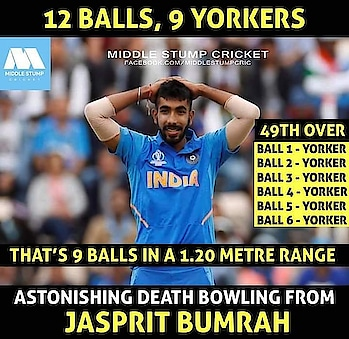 Jasprit Bumrah - The king of death overs 🔥 #NK18 #bumrah #jaspritbumrah #indvsafg #teamindia #deathovers #greatplayer #worldcup #cwc #cwc19 #cwc2019 #cricket #sportsupdates #cricketworldcup #no1 #odi