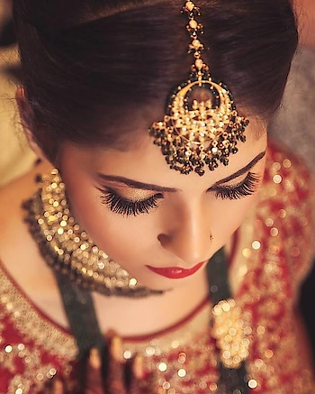 #bridal-jewellery #bridal-fashion-designer #bridaljewellery #bridalsaree #eye-makeup #makeup