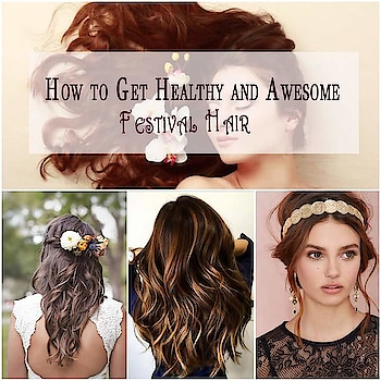 New II How to Get Healthy and Awesome Festival Hair Festivals are all about trying something different, especially when it comes to your hairstyle. Healthy and beautiful hair always gets more attention among the crowd.  And who else does not want to get more attention? It's that time of the year again when #women of all ages look #beautiful from head to toe. During #Navaratri or #Durga #Puja we all have a very tight schedule. You won't get time to clean again your hair for a good few days. So I have started my pre-festival haircare. Well, Today I'm sharing with you some tips that will make your hair perfect for #festival seasons. www.beautyandlifestylemantra.com/2017/09/how-to-get-healthy-and-awesome-festival.html  #hair #hairstyles #festivalseason #festivities #instalike #instadaily #bblog #Balmblog #puneinstagrammers #blogger #instafollow #instagood #instagram #fashionblogger #festiveBlogging #festivalstyle #ropo-style  #festiveseason #beautyandlifestylemantra #bloggerlife #beautyblogger #roposo  #bloggerstagram #indianbloggers #roposostyle  #roposofollow  #indianbloggercommunity