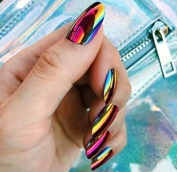 #colorful#nails