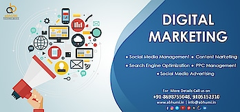 Digitalise you business through Digital Marketing & convert your business into financial leads.  Start Digital Marketing Today & increase your brand awareness.  Call Now: +91-9105152310, 8698755048 Email: info@abhumi.in  #abhumi #digital #marketing #social #business #solutions #increase #brand #awareness #market #digital #india #dehradun