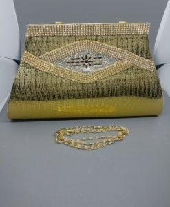 Gold purse