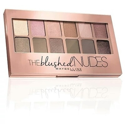 @maybelline The Blushed Nude Shades❤. Price: Rs 719 #makeup#blush#onlineindia #onlineshoppingindia#retail#mystore #thediamondband#wooplr