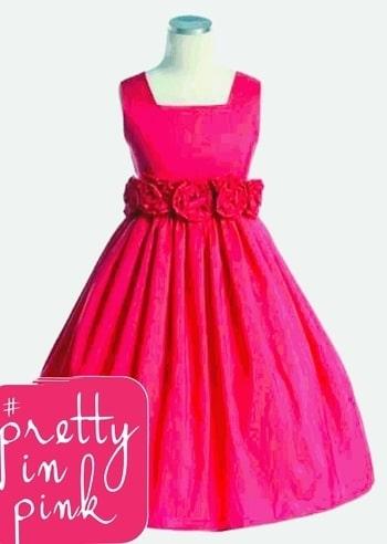 Here r my new dresses #prettyinpink