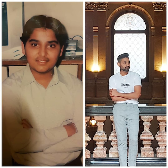 #10yearchallenge here I am 10 years ago ... My first day of work, Since then I have really done a lot of new experiences if I'm not wrong 10 jobs in 10 years in completely different fields, but they taught me so much and I hope that after another 10 years I can tell you the same thing because for me every day is a new experience and I never want to stop doing and learn from all these experiences. And above all, keep the same pose in the photos😂😂😂 .   #punjabimedia #comedy #10yearchallenge #100kfollowersplease #made-by-me  #punjabicomedyvideo #funnymemes #funnyvideos #funnyvideo #kapilsharma #comedyshow #kapilsharmashow #shaadi #indianwedding #punjabiwedding #chandighar #punjabigabru #punjabisuits #bbcasiannetwork #sharerealtalent #desijatt #tiktokindiaofficial #tiktokindia #italywaleyaar #jatt #laughterisgoodforthesoul